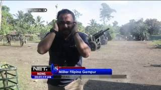 Militer Filipina Gempur Basis Abu Sayyaf - NET24