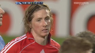 Fernando Torres vs Chelsea Away 07-08 HD 720p