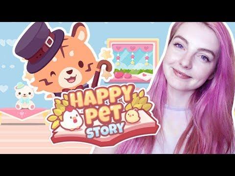 Happy Pet Story!