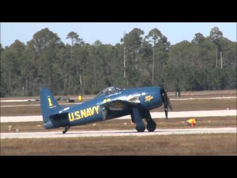 2011 Blue Angels Homecoming Airshow - Warbird Flights