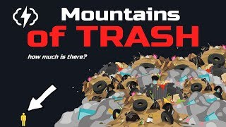 The Staggering True Amount of Trash On Earth