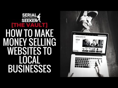 Dr. Ben Adkins- How to Sell Websites Like A Pro