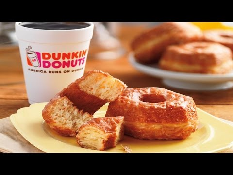 WE Shorts - Dunkin' Donuts Croissant Donut & Sugar Cookie Latte