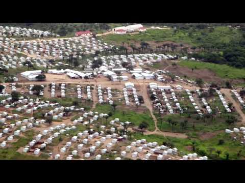 Le chef de la MONUSCO a visité le camp des réfugiés de Lusenda au Sud Kivu