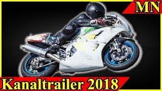 Jetzt täglich 18 Uhr (!) Motorrad Nachrichten - Kanaltrailer 2018