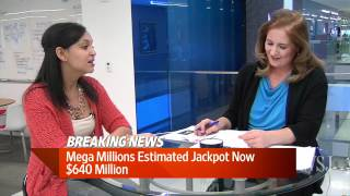 How to Invest $540 Mega Millions