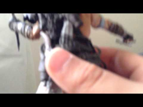 Assassins creed 3 DLC connor toy review