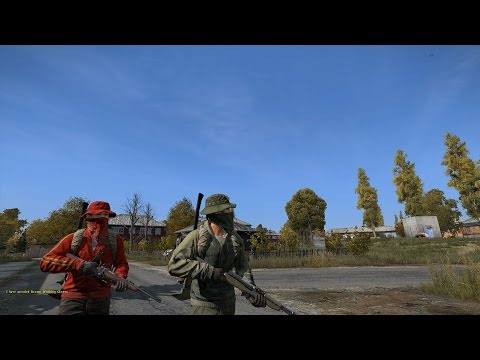 """Mr. Moon: """"Back in Business"""" ~Reunion~ DayZ Standalone"""