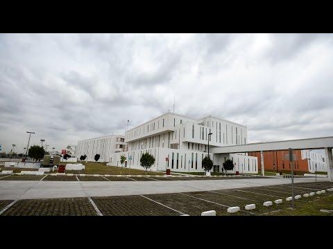 Entrega del Hospital General Regional 270 del IMSS