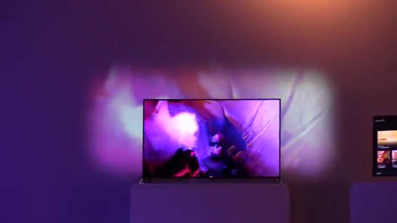 philips afterglow new ambilight tv generation youtube. Black Bedroom Furniture Sets. Home Design Ideas