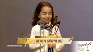 En yi ocuk Oyuncu  Beren Gkyldz