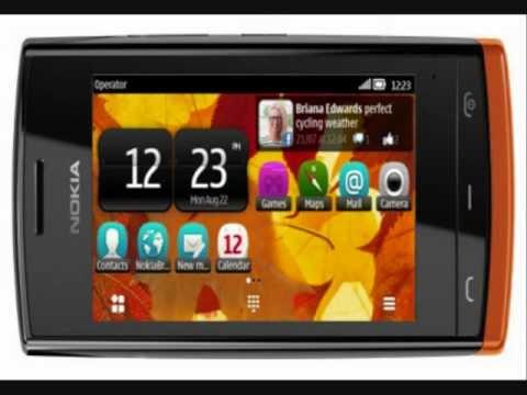 Nokia 500 - Cómo actualizar a Belle y Aplicaciones