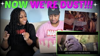 "Azerrz ""Black Panther Sings ""Thank U, Next"" Avengers Parody"" REACTION!!!"