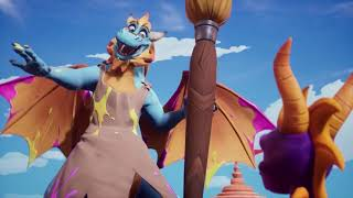 Spyro Reignited Trilogy: Stone Hill Gameplay