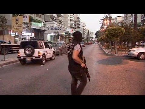 Lebanese forces kill suspected bomb maker in raid
