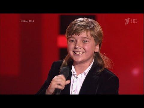 The Voice Kids Russia 2016. Yaroslav (Ярослав Буравченко) — «Тро-ло-ло» (вокализ). Голос Дети 3
