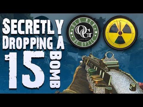 OMOO - Secretly Droppin' a 15BOMB w/Silencer