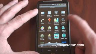HTC Inspire 4G Software Review
