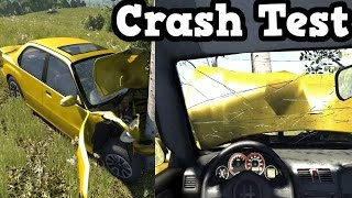 BeamNG Drive - First Person Crash Tests 3