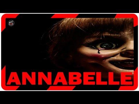 Pelicula: trailer Annabelle español (2014) II Teaser trailer español Annabelle
