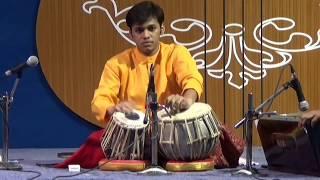 Parth Gadre Tabla Solo - Taal Padmadeep (9 Beats) - Part-1