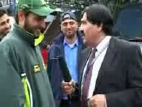 Shahid Afridi Pashto Speaking.flv video
