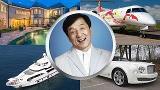 JACKIE CHAN ● BIOGRAPHY ● House ● Cars ● Family ●  Net worth ● Pets ● 2017