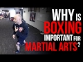 Why is Boxing so Important for TRITAC Martial Arts?