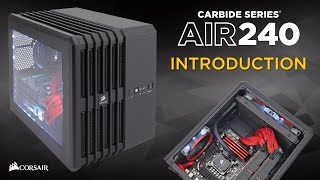 Carbide Series Air 240 Product Manager Preview