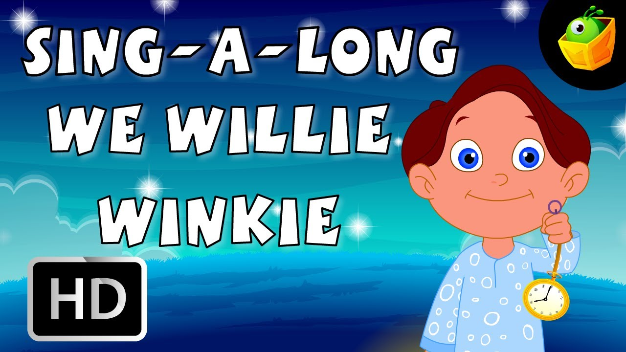 Kiddy widdy winkies lyrics