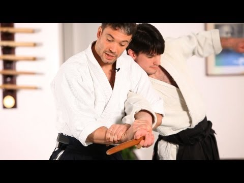 How to Do Tanto Tori | Aikido Lessons Image 1
