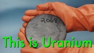 Where can you find uranium?