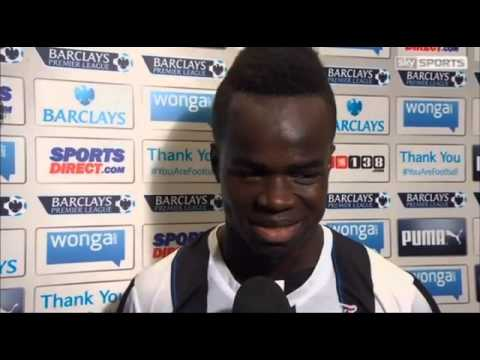 Newcastle Utd 0-2 Manchester City - Cheick Tiote Interview - 12/01/14