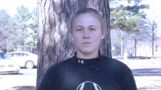 Shanna Davidson - Student-Athlete of the Week (1/14)