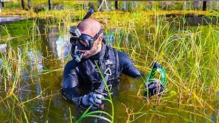 Treasure Hunting in SNAKE infested Lake!! (Secret Treasure) | Jiggin' With Jordan