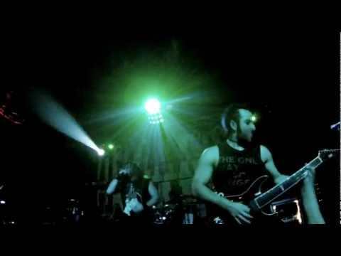 Unearth: Shadows in the Light - ATL 2012