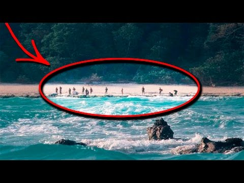 Si Vas a Esta Isla NO SALES VIVO (vídeo real) - EXTRE MISTERIOS