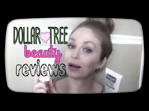 Dollar Tree BEAUTY Product Reviews! #9 Dermasil Lotion. & many more!