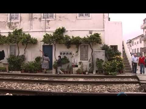 Железные дороги мира. Лиссабон