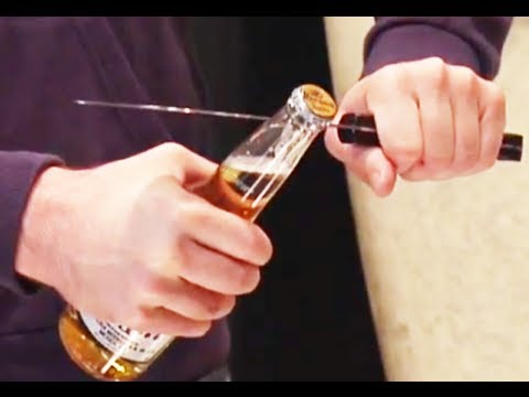 How to Open a Beer With...Anything - For The Win