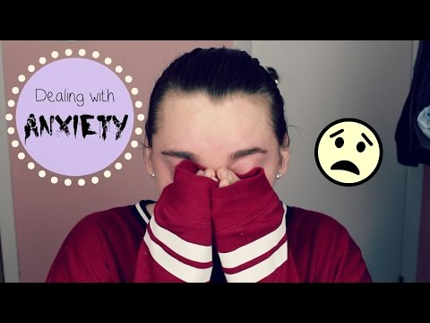 Dealing With Anxiety... | Meaghan Dowling