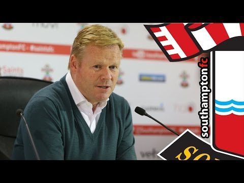 PRESS CONFERENCE: Ronald Koeman pre-Sunderland