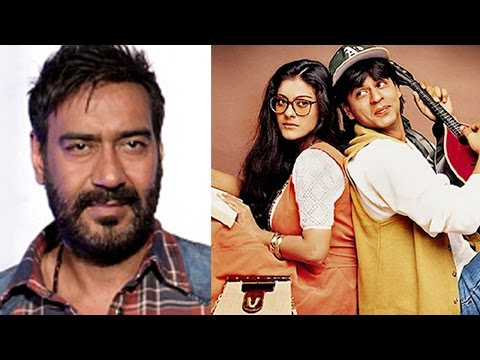 What Does Ajay Devgn Feel About Kajols And Shah Rukh Khans DDLJ...