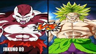 JIREN FULL POWER TEAM vs BROLY SSJ LEGENDARY TEAM   DRAGON BALL Z BUDOKAI TENKAICHI 3