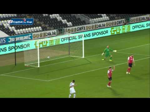 Swansea v Rotherham highlights