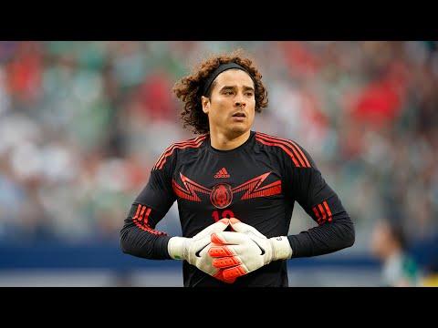 Guillermo Ochoa - Málaga CF - Best Saves - 2015 HD