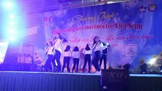 D4U-f3 (Chương trình Thắp sáng ước mơ tuổi trẻ Việt Nam 2018)