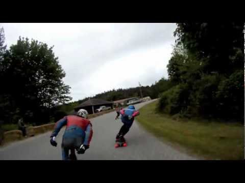 Sayshun Longboarding 2011: Racing Recaptured
