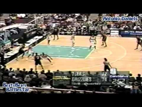 Allen Iverson Top 10 Victims to the Crossover - by BeatsBearsBattlestar
