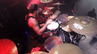 SEPULTURA Eloy Casagrande - Manipulation of Tragedy (Drum-Cam)